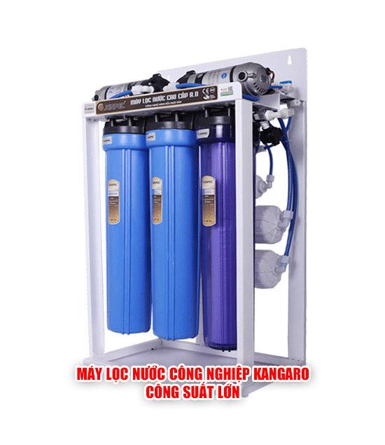 Máy lọc nước công nghiệp Kangaroo công suất lớn giá rẻ