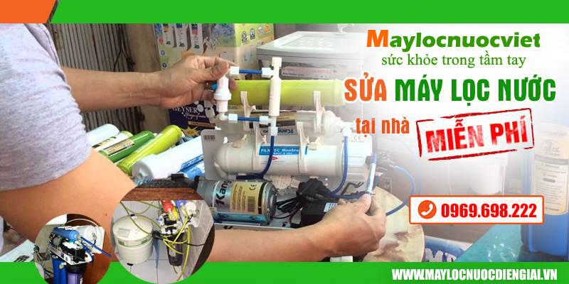Hướng dẫn tự Sửa 5 lỗi máy lọc nước RO tại nhà nhanh chóng!