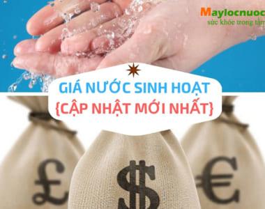 Mức giá nước sinh hoạt tại Hà Nội hiện nay ra sao?