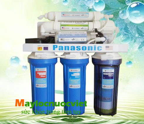 Máy lọc nước Panasonic liệu có tốt như tin đồn!