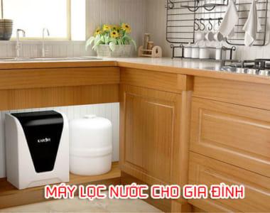 Lựa chọn một máy lọc nước cho nhà chung cư hợp lý