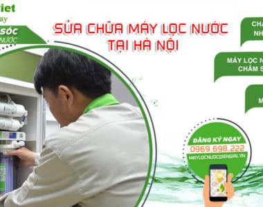 Dịch vụ sửa máy lọc nước tại Hà Nội - Máy Lọc Nước Điện Giải