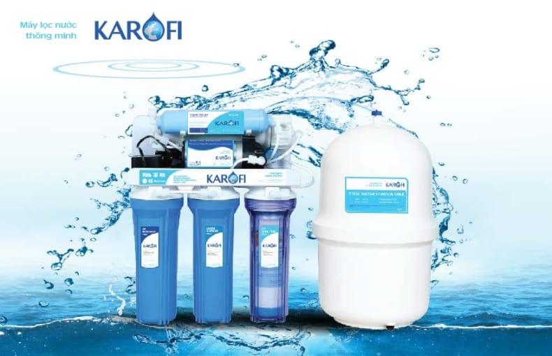 Bao nhiêu lâu thì cần thay lõi lọc nước Karofi