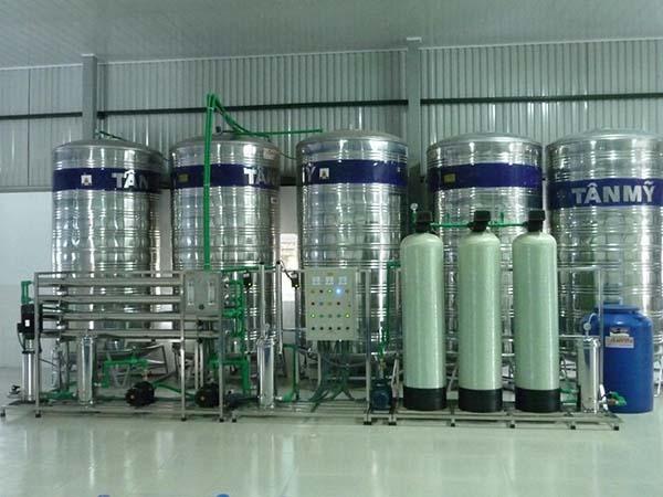 Máy lọc nước công nghiệp những điều cần lưu ý!