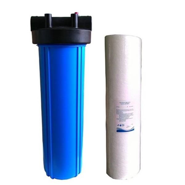 Côt lọc nước tổng sinh hoạt PP 20″ béo