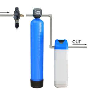 Hệ thống lọc nước sinh hoạt biệt thự nhập khẩu Italia 1300L