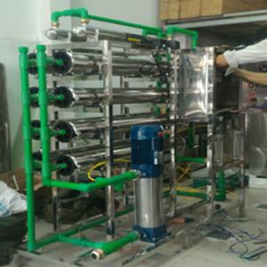 Hệ thống lọc nước RO Kosovota công suất 2000l/h Autovan (3 pha)