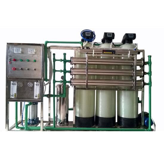 Hệ thống lọc nước R.O công suất 750l/h van tự động