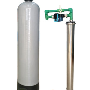 Hệ thống lọc tổng cho sinh hoạt công suất tối đa 1000L/H