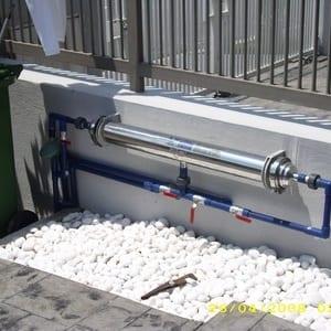 Hệ thống nước tổng toà nhà Biệt Thự tại Hà Nội