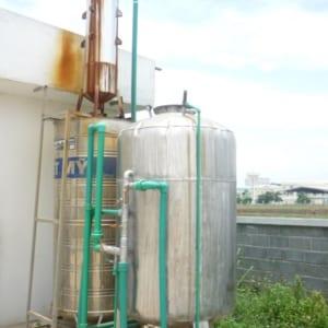 Hệ thống lọc nước giếng khoan công nghiệp