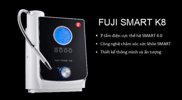 Máy điện giải ion kiềm Fuji Smart K8