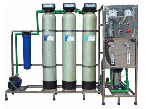 Hệ thống lọc nước R.O công suất 250l/h