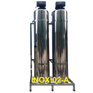 Thiết bị lọc nước tổng toàn nhà INOX-02A