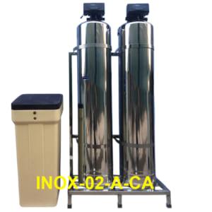 Thiết bị lọc nước tổng toàn nhà INOX-02-A-CA