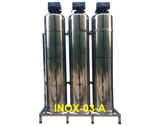 Thiết bị lọc nước tổng toàn nhà INOX-03A