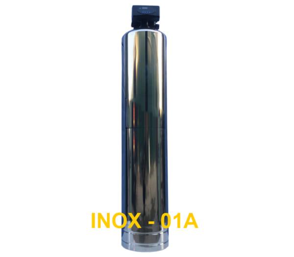 Thiết bị lọc nước tổng toàn nhà INOX-01A