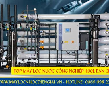 Máy lọc nước bán công nghiệp 100 l/h - ModelKS-10206lọc sạch hiệu quả