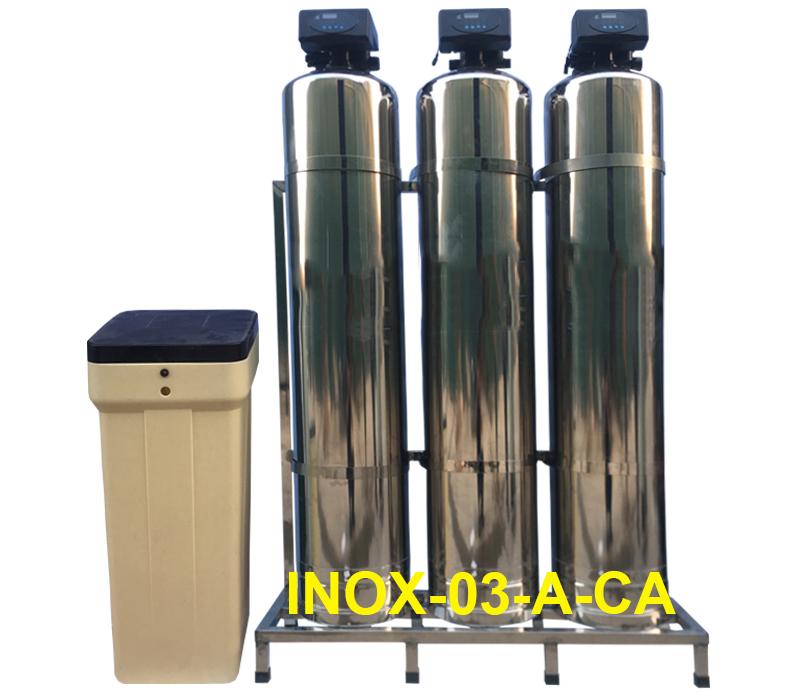 Thiết bị lọc nước tổng toàn nhà INOX-03-A-CA